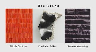 DREIKLANG, installation view