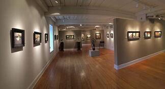 Jon Redmond - New Paintings, installation view