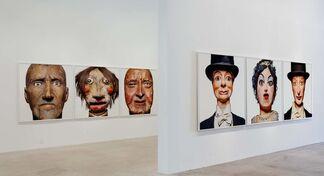 Matthew Rolston: Talking Heads, installation view