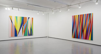 Odili Donald Odita: This, That, and the Other, installation view