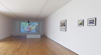 The pure necessity, installation view