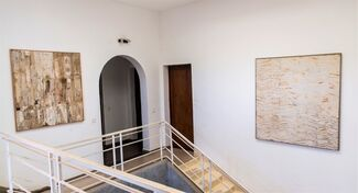 Racine: Aperçus du Portfolio d'artistes 1996 – 2018, installation view