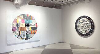 James Verbicky, Luminescent Mind: A Decade Of Works, installation view
