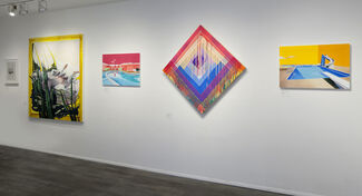 Get with the Program 2017, installation view