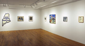 Hold That Thought, installation view