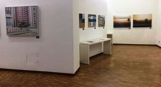 Transforming spaces | collaboration with Carte Scoperte Gallery in Milan, installation view