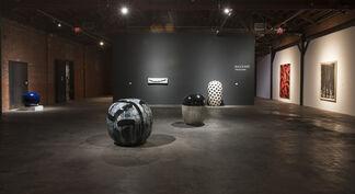 JUNE KANEKO:  Black & White, installation view