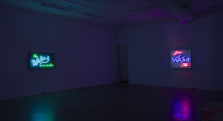 Clichés To Live By | Pat Webster, installation view