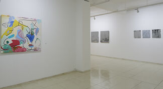 Back to the Painting, installation view
