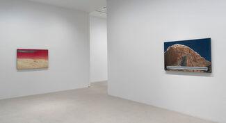 Ed Ruscha: Paintings, installation view