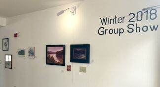 Winter 2018 Group Show, installation view
