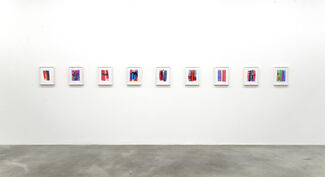 I Can See My House From Here, installation view