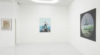 Matthew Benedict, The lost Island, installation view