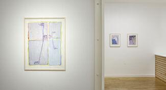 F. G. Scheuer, installation view