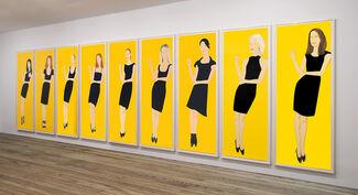 Nikola Rukaj Gallery at Art Miami 2015, installation view
