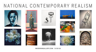 National Contemporary Realism, installation view