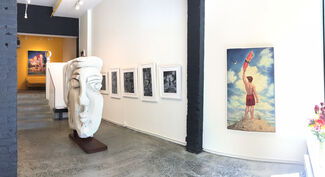 """""""ENDLESS SUMMER"""" Featuring Danny Galieote - New York, installation view"""