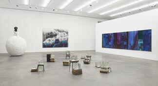 Lorna Simpson. Unanswerable, installation view