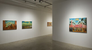 Douglas Pérez Castro: Vedado, installation view