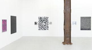 American Gothic, installation view