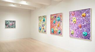 Kenny Scharf, installation view