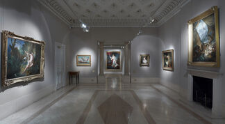 French Painting 1600 - 1900, installation view