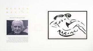Reuben Nakian: The Divine Female Form, installation view
