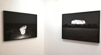 Ugo Ricciardi. Nightscapes, installation view