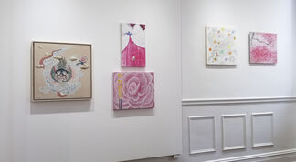 KFAA -  International Art Exchange Exhibition, installation view