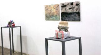 Christopher Astley and Saira McLaren, installation view