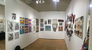 Fountain House Gallery at Outsider Art Fair 2018, installation view