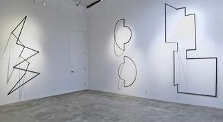 High Line:  Molly Larkey, Leonardo Bravo, Anne McCaddon, installation view