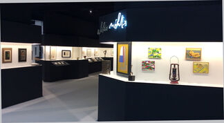 Galerie Thomas at Art Cologne 2016, installation view