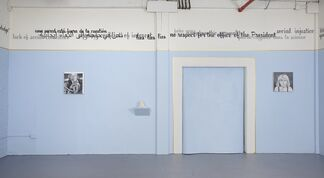 A BRIEF GOSPEL FOR OUR TIMES, installation view