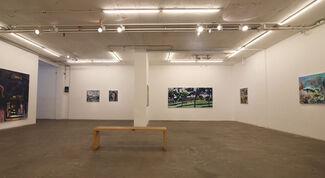 Kingfisher, installation view