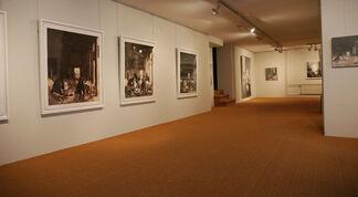 Simon Edmondson - recent works, installation view