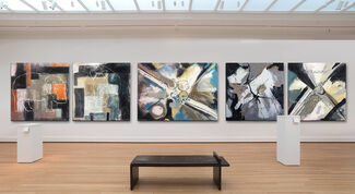 Above and Beyond, installation view