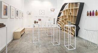 Casa Gutiérrez Nájera at Zona MACO 2015, installation view