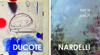 Ducote & Nardelli: Sentience, installation view