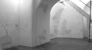 Livelli - Memory of the empty spaces, installation view