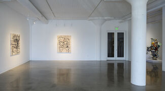Donald Feasél: Cannery Park Paintings, installation view