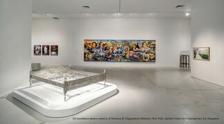No Country: Contemporary Art for South and Southeast Asia, Guggenheim UBS MAP Global Art Initiative, installation view