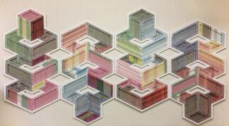 Max Estrella at artBO 2014, installation view