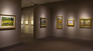 The Wyeth Family, installation view