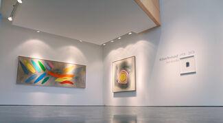 "William Perehudoff: ""four decades"", installation view"