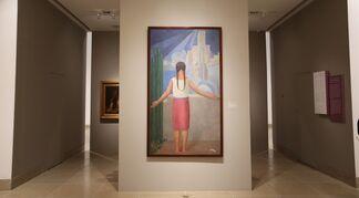 México 1900–1950: Diego Rivera, Frida Kahlo, José Clemente Orozco, and the Avant-Garde, installation view