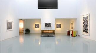 Chen Qi solo exhibition: The plural art of digital era, installation view