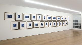 Thomas Ruff: neg◊lapresmidi, installation view