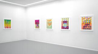 Jeffrey Gibson; BELIEVE! BELIEVE!, installation view