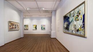 VOYAGES: ANNA BEREZOVSKAYA, installation view